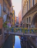 Χρώμα της Βενετίας Στοκ εικόνες με δικαίωμα ελεύθερης χρήσης