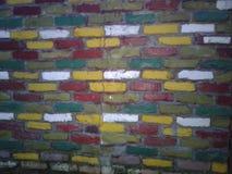 Χρώμα τοίχων Στοκ εικόνες με δικαίωμα ελεύθερης χρήσης