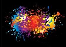 χρώμα τσοκ Στοκ Εικόνες