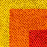 χρώμα υφασμάτων Στοκ φωτογραφίες με δικαίωμα ελεύθερης χρήσης