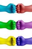χρώμα 10 συμφωνίας Στοκ Φωτογραφία