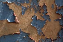 χρώμα 2 peelilng Στοκ φωτογραφία με δικαίωμα ελεύθερης χρήσης