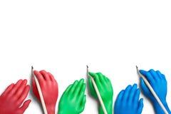 χρώμα 3 συμφωνίας Στοκ Εικόνες