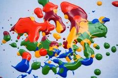 Χρώμα Στοκ φωτογραφίες με δικαίωμα ελεύθερης χρήσης