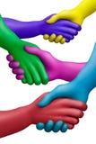 χρώμα 8 συμφωνίας Στοκ εικόνα με δικαίωμα ελεύθερης χρήσης