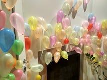 Χρώμα Baloons Στοκ φωτογραφία με δικαίωμα ελεύθερης χρήσης