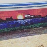 Χρώμα craclass Στοκ εικόνα με δικαίωμα ελεύθερης χρήσης
