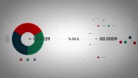 Χρώμα Lite καταδίωξης γραφικών παραστάσεων και στοιχείων απεικόνιση αποθεμάτων