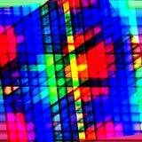 χρώμα suares διανυσματική απεικόνιση