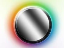 χρώμιο κουμπιών ελεύθερη απεικόνιση δικαιώματος