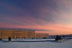 χρώμιο puscule Βερσαλλίες Au Στοκ φωτογραφία με δικαίωμα ελεύθερης χρήσης
