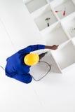 χτίζοντας έπιπλα ξυλουρ&gam στοκ εικόνες με δικαίωμα ελεύθερης χρήσης