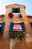 χτίζοντας Βενετία Στοκ Φωτογραφία