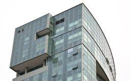 χτίζοντας γραφείο γυαλ&io Στοκ εικόνες με δικαίωμα ελεύθερης χρήσης