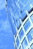 χτίζοντας γραφείο Στοκ φωτογραφία με δικαίωμα ελεύθερης χρήσης