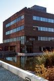 χτίζοντας γραφείο Στοκ εικόνα με δικαίωμα ελεύθερης χρήσης