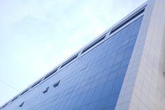 χτίζοντας γυαλί Στοκ εικόνα με δικαίωμα ελεύθερης χρήσης