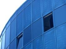 χτίζοντας γυαλί Στοκ φωτογραφίες με δικαίωμα ελεύθερης χρήσης