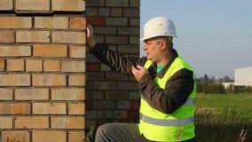 Χτίζοντας επιθεωρητής με walkie-talkie