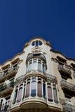 χτίζοντας Ισπανία Βαλέντσ&iot Στοκ φωτογραφίες με δικαίωμα ελεύθερης χρήσης