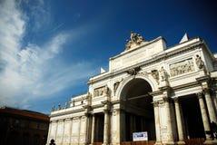 χτίζοντας ιστορική Ρώμη Στοκ Εικόνα