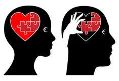 Χτίζοντας ισχυρές σχέσεις Στοκ Εικόνα