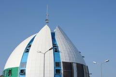 χτίζοντας κορυφή Στοκ εικόνα με δικαίωμα ελεύθερης χρήσης