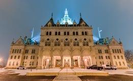 χτίζοντας κράτος του Κο&nu Στοκ Φωτογραφία