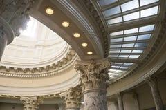 χτίζοντας κράτος του Idaho capitol Στοκ Εικόνα