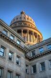 χτίζοντας κράτος του Idaho capitol Στοκ Φωτογραφία