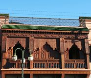 χτίζοντας Μαροκινός Στοκ φωτογραφία με δικαίωμα ελεύθερης χρήσης