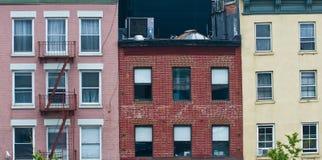 χτίζοντας Νέα Υόρκη Στοκ Εικόνα