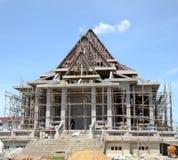 χτίζοντας ναός της Καμπότζης pehn pnom Στοκ Εικόνες
