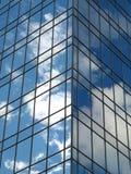 χτίζοντας ουρανός Στοκ εικόνα με δικαίωμα ελεύθερης χρήσης