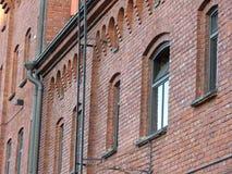χτίζοντας παλαιά πόλη Στοκ Εικόνα