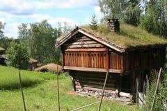 χτίζοντας παλαιός χρόνος Στοκ φωτογραφίες με δικαίωμα ελεύθερης χρήσης