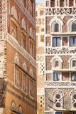 χτίζοντας παλαιός yemeni Στοκ φωτογραφίες με δικαίωμα ελεύθερης χρήσης