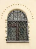 χτίζοντας παλαιό παράθυρο Στοκ Φωτογραφία