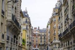 χτίζοντας Παρίσι Στοκ Εικόνες
