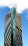 χτίζοντας πολυόροφο κτίριο Στοκ Φωτογραφίες