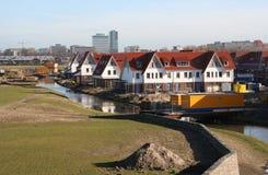 χτίζοντας προάστιο Στοκ φωτογραφία με δικαίωμα ελεύθερης χρήσης