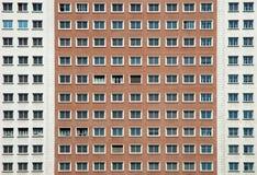 χτίζοντας πρόσοψη Στοκ Φωτογραφίες