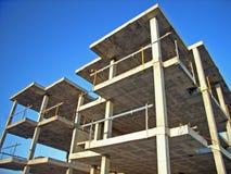χτίζοντας σπίτι Στοκ εικόνα με δικαίωμα ελεύθερης χρήσης