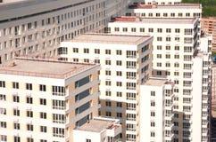 χτίζοντας σύγχρονη Μόσχα Στοκ φωτογραφία με δικαίωμα ελεύθερης χρήσης