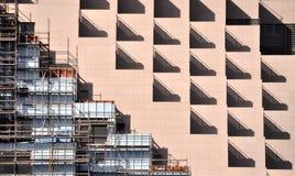 χτίζοντας σύγχρονη περιο&c Στοκ Φωτογραφία