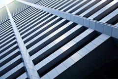 χτίζοντας σύγχρονη σύστασ& Στοκ Εικόνα