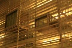 χτίζοντας σύγχρονο γραφείο Στοκ φωτογραφίες με δικαίωμα ελεύθερης χρήσης