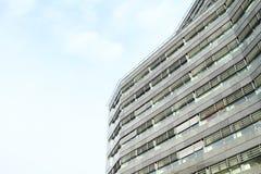 χτίζοντας σύγχρονο γραφ&epsilo Στοκ Φωτογραφίες