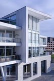 χτίζοντας σύγχρονο λευ&kapp Στοκ Εικόνες