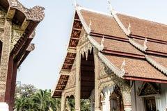 χτίζοντας Ταϊλανδός Στοκ Εικόνα